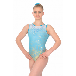 The Zone Aura Sleeveless Leotard (Size 34-38)
