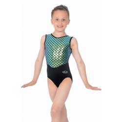 The Zone Azalea Sleeveless Leotard (Size 34-38)