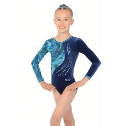 The Zone Breeze Long Sleeve Leotard (Size 34-38)