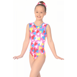 The Zone Cherub Sleeveless Leotard (Size 34-38)