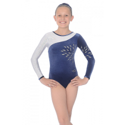 The Zone Eclipse Long Sleeve Leotard (Size 34-38)