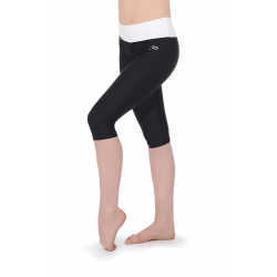 The Zone Matt Lycra Capri Leggings (Size 34-38)