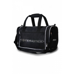The Zone Black Holdall Bag